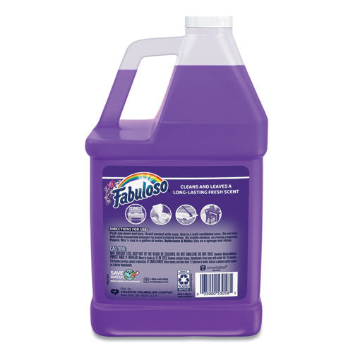 Multi-use Cleaner, Lavender Scent, 1 Gal Bottle, 4-carton
