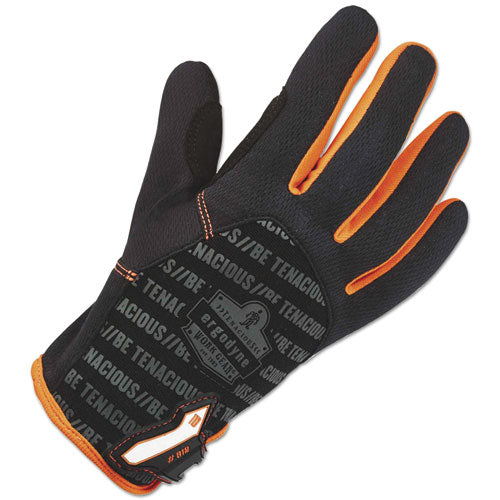 Proflex 812 Standard Utility Gloves, Black, Medium, 1 Pair