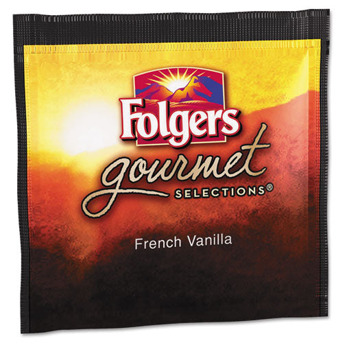 Gourmet Selections Coffee Pods, French Vanilla, 18-box