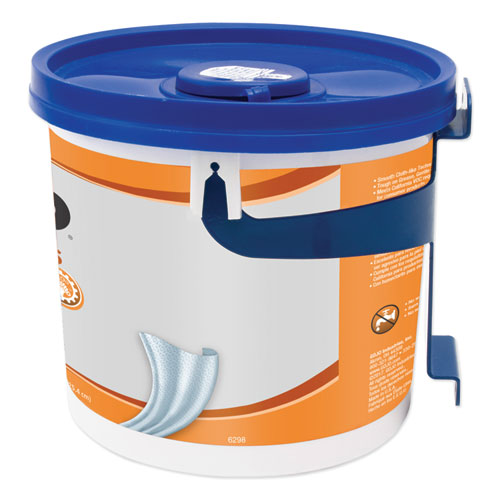 Fast Towels Hand Cleaning Towels, 7.75 X 11, 130-bucket, 4 Buckets-carton