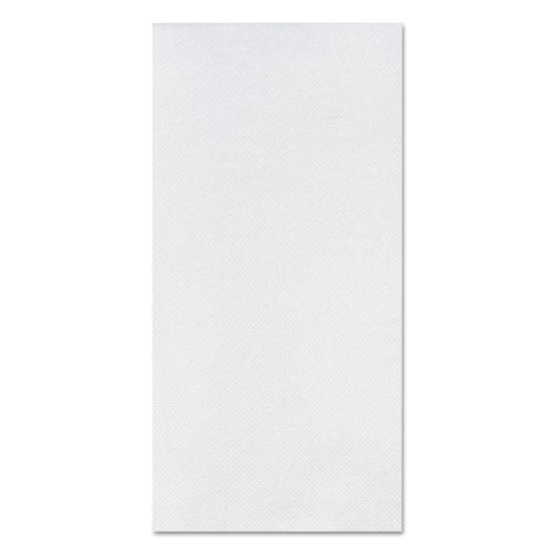 Fashnpoint Guest Towels, 11 1-2 X 15 1-2, White, 100-pack, 6 Packs-carton