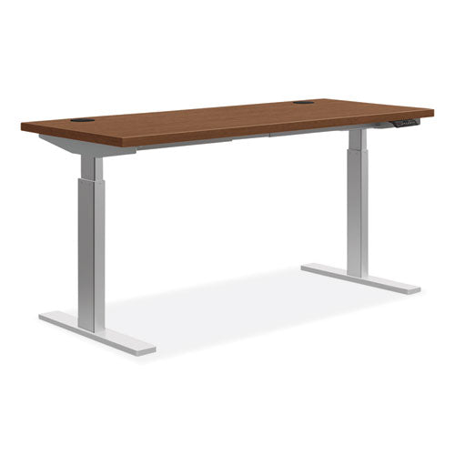 Foundation Worksurface, 72w X 24d, Mahogany