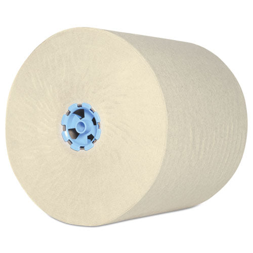 Pro Hard Roll Paper Towels With Absorbency Pockets, For Scott Pro Dispenser, Blue Core Only, 900 Ft Roll, 6 Rolls-carton
