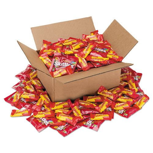 Candy Assortments, Skittles-starburst, 5 Lb Box