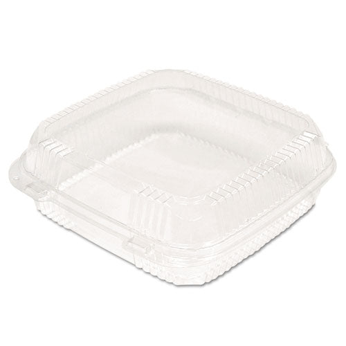 Clearview Smartlock Food Containers, 9 7-32 X 8 7-8 X 2 29-32, 200-carton