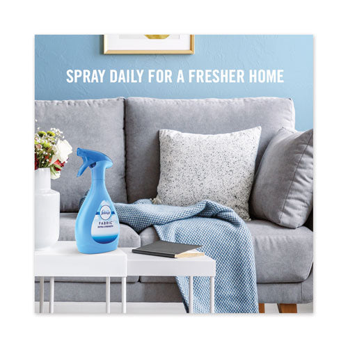 Fabric Refresher-odor Eliminator, Mountain Spring With Tide Scent, 27 Oz Spray Bottle, 4-carton