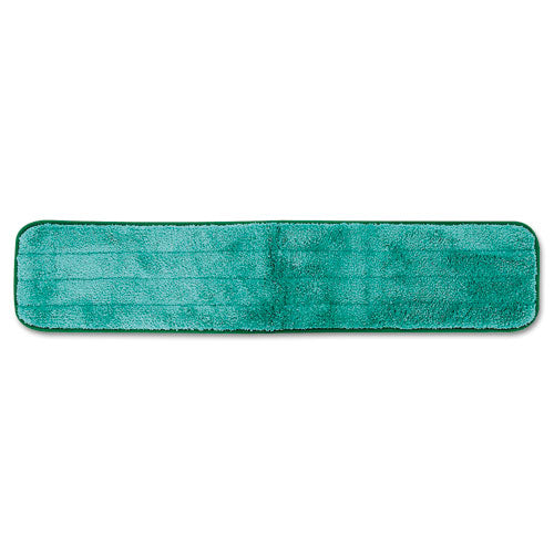 Microfiber Dry Hall Dusting Pad, 36 1-2 X 5 1-2, Green