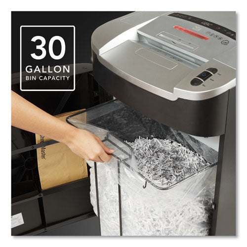 Lm12-30 Micro-cut Jam Free Shredder, 12 Manual Sheet Capacity