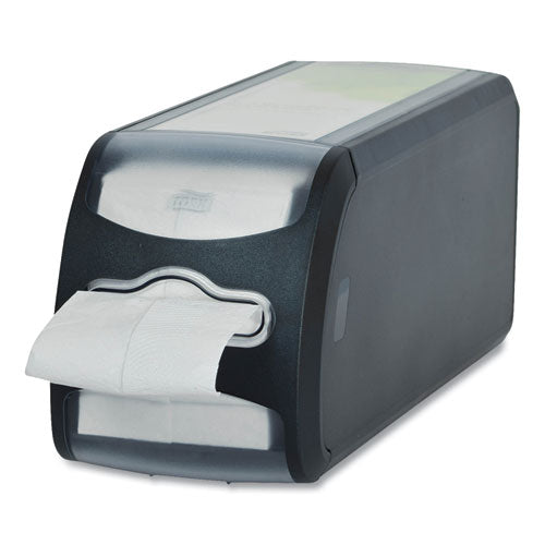 Xpressnap Fit® Napkin Dispenser, Countertop, 4.8 X 12.8 X 5.6, Black