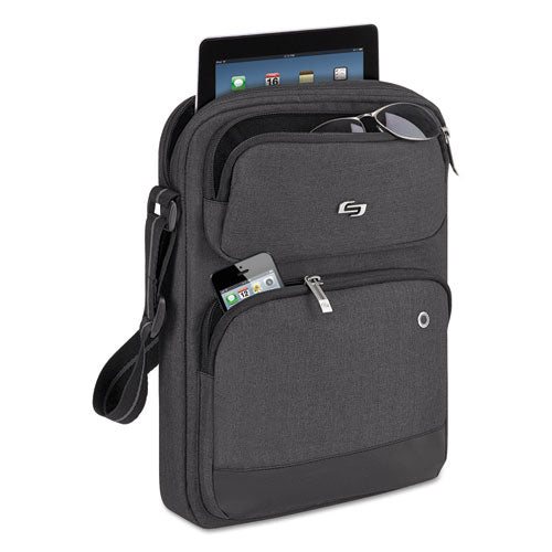 "Urban Universal Tablet Sling For Tablets 8.5"" Up To 11"", Gray"