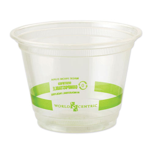 Clear Cold Cups, 9 Oz, Clear, 1,000-carton