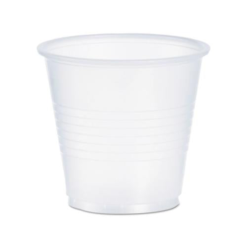 Conex Galaxy Polystyrene Plastic Cold Cups, 3 1-2 Oz, 100-pack