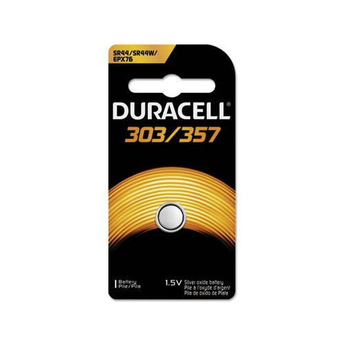 Button Cell Battery, 303-357, 1.5v, 6-box