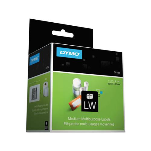 Labelwriter Address Labels, 1.25'' X 2.25'', White, 1000 Labels-roll
