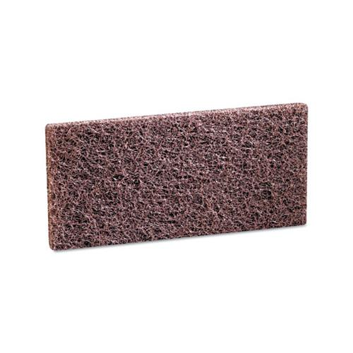 Doodlebug Scrub 'n Strip Pad, 4 5-8 X 10, Brown, 20-carton
