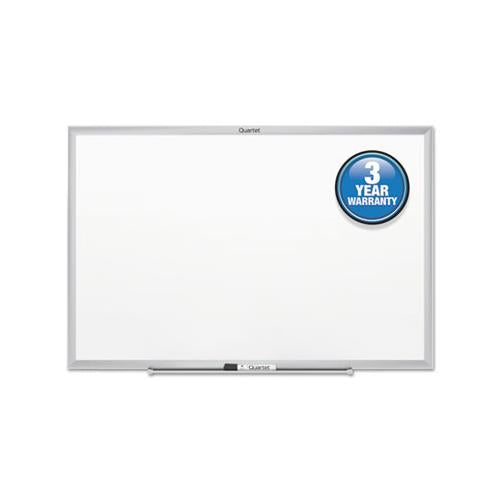 Classic Series Total Erase Dry Erase Board, 24 X 18, Silver Aluminum Frame