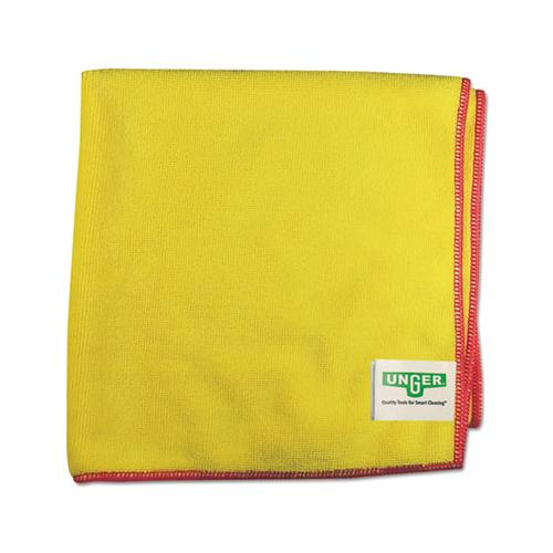 Smartcolor Microwipes 4000, Heavy-duty, 16 X 15, Yellow-red, 10-case