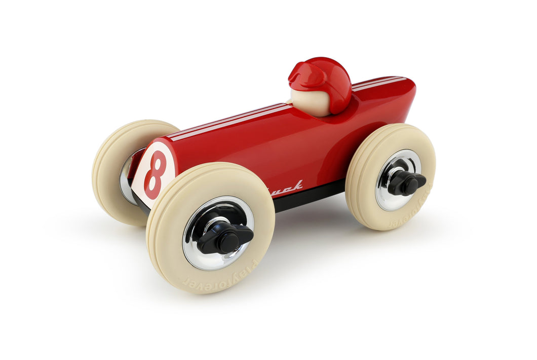 Midi Race Car Buck - Red
