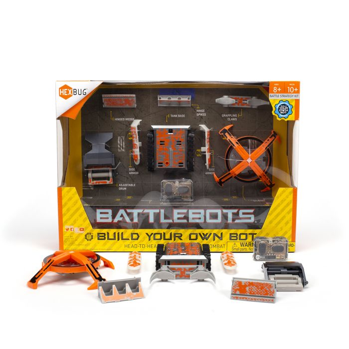 Battlebot PRO Build Your Own Bot