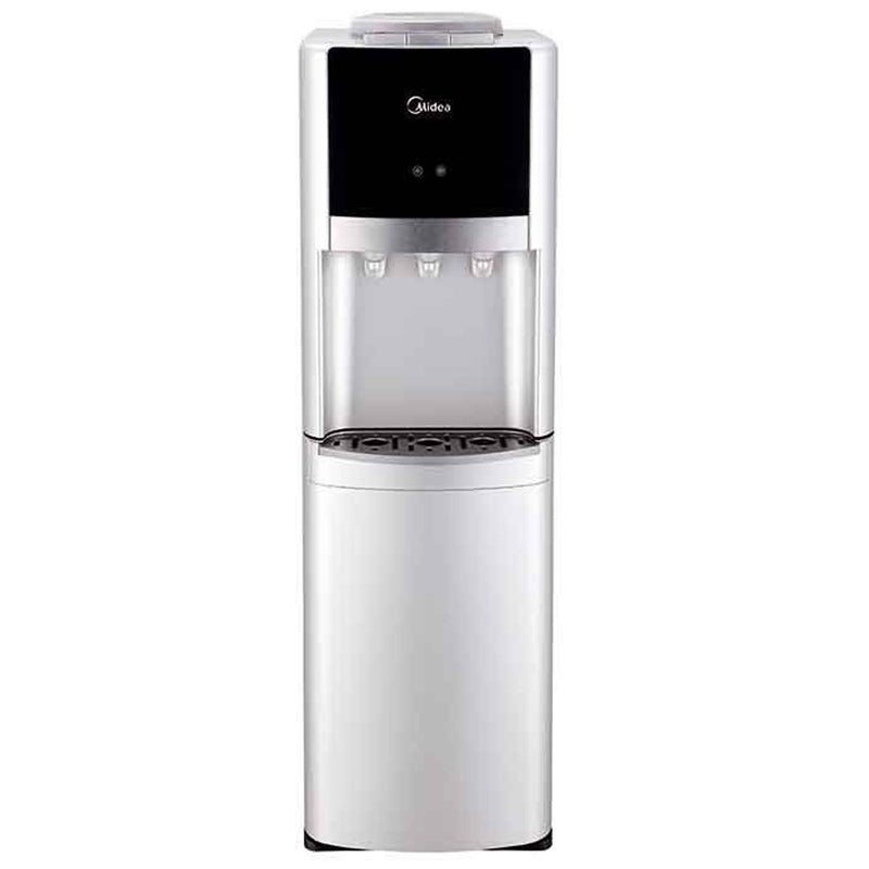 Midea Water Dispenser Silver With REFRIG.3 Water Faucets