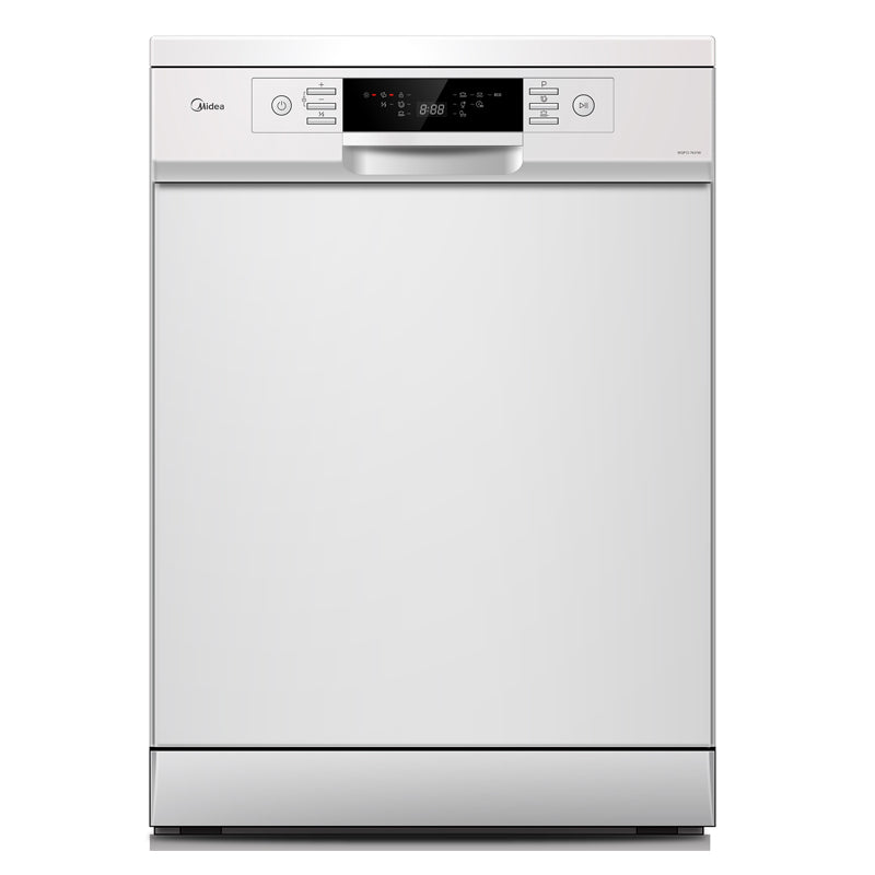 Midea Dish Washer Freestanding/6Programs/LED control/White