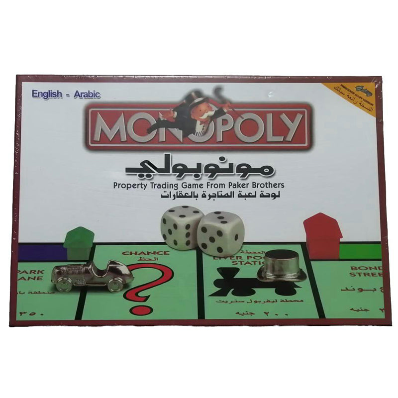 Monopoly Property Trading Game Alloy Version