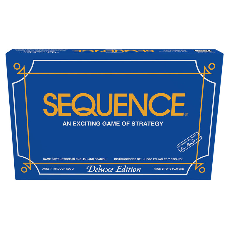 Sequence Game of Strategy English & Spanish