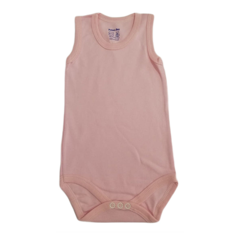 Cotton Baby Onesie Solid Colors