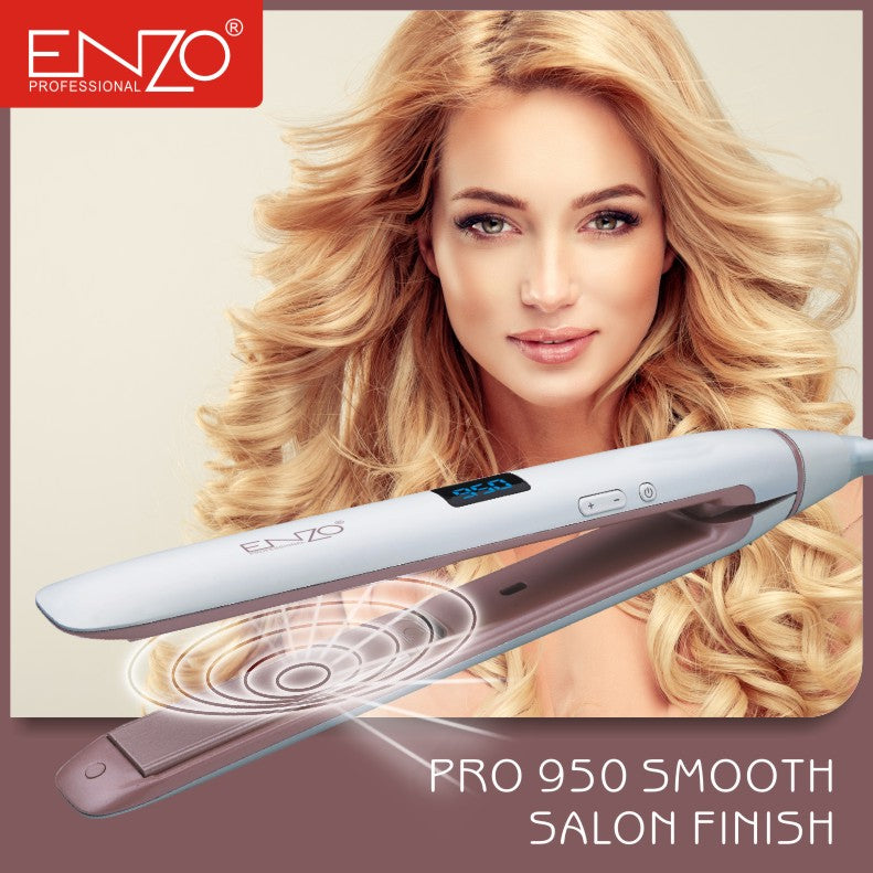 Enzo Professional Hair Straightener 950 c