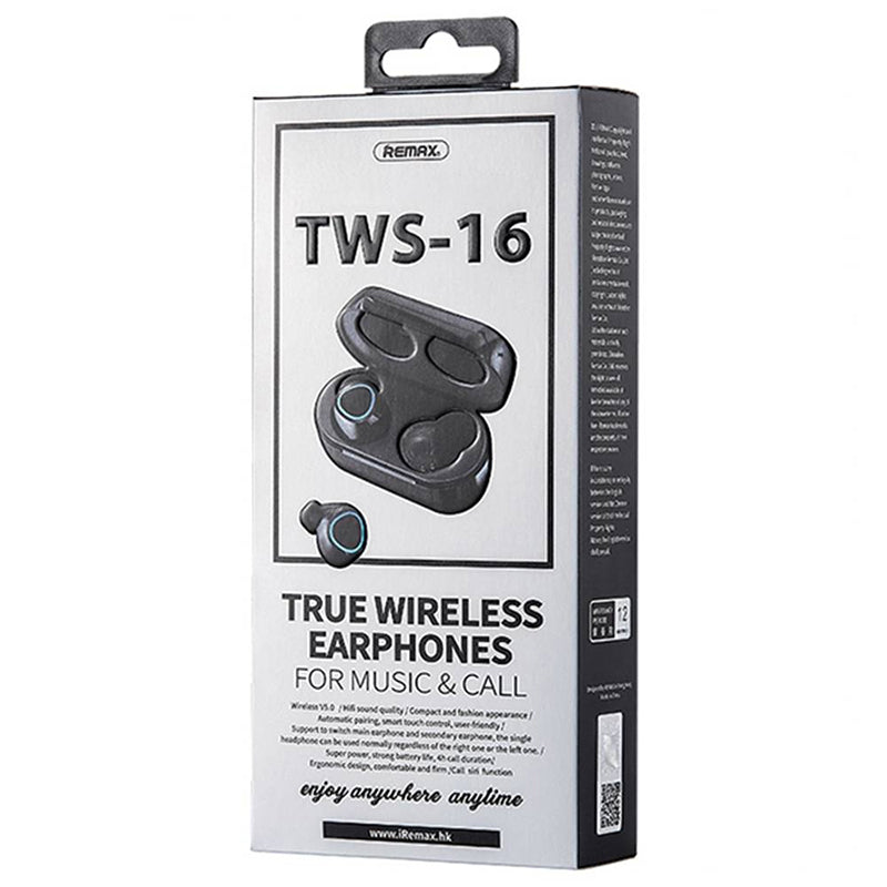 TWS-16 True Wireless Earphones