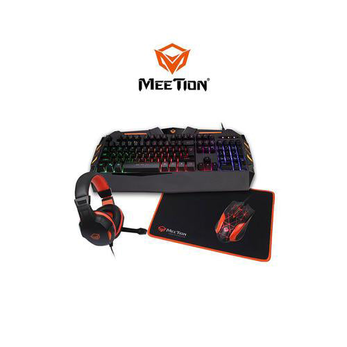 Meetion 4 in 1 Gaming Kits
