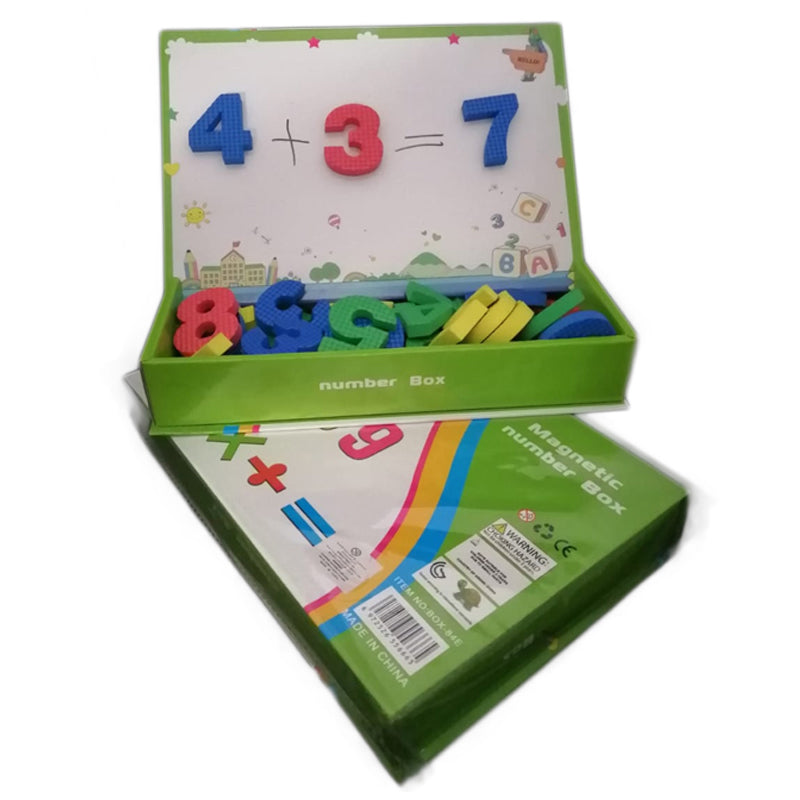 Magnetic Number box