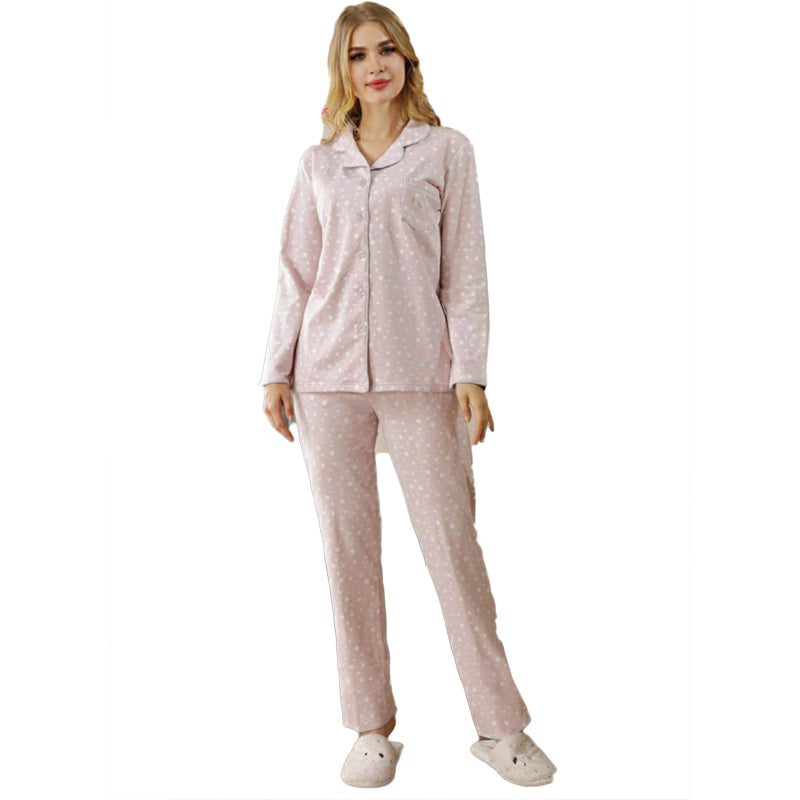 Cotton Pajama Set  2 Pcs