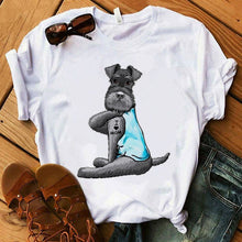 Load image into Gallery viewer, I Love My Dog Mom Shirt