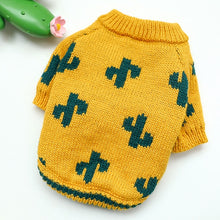 Load image into Gallery viewer, Cactus Dog Sweater
