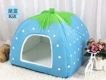 Load image into Gallery viewer, Strawberry Pet House