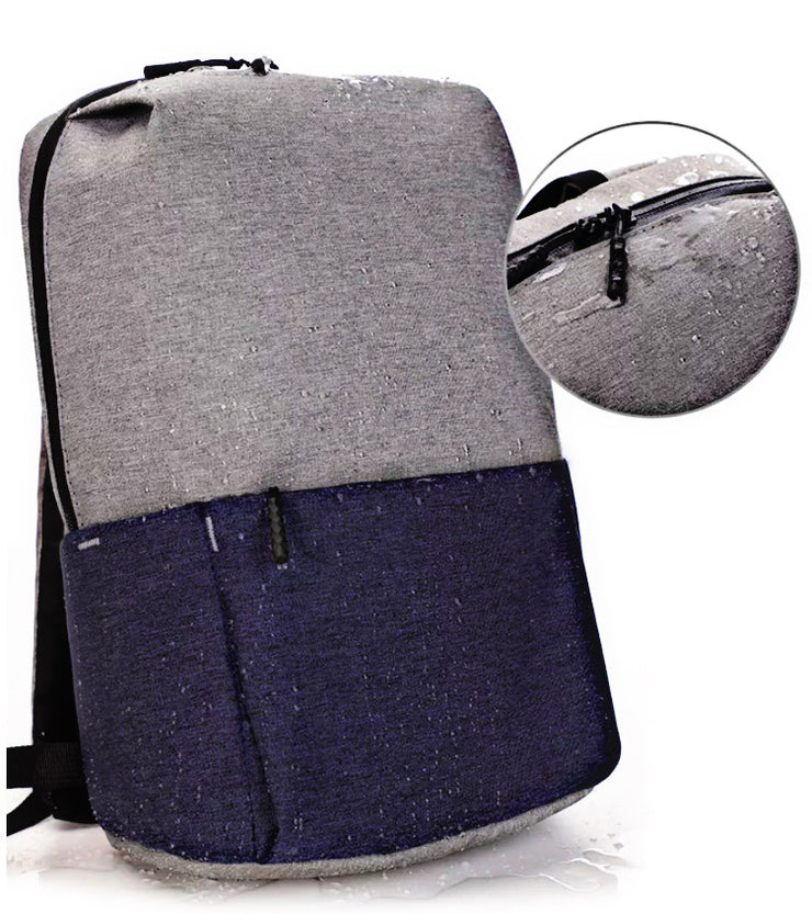 SHIFTED DAYPACK (GREY)