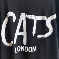 Dead Stock 1981's CATS LONDON