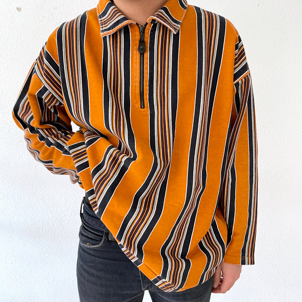 Germany striped L/S tee