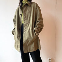 Cotton work coat