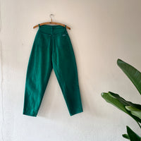 80s Italy cotton trousers, 5 pockets