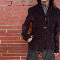 90s Corduroy 2piece suit