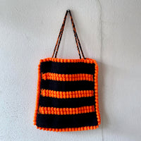 Home made knit bag