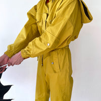 smoky yellow jumpsuit
