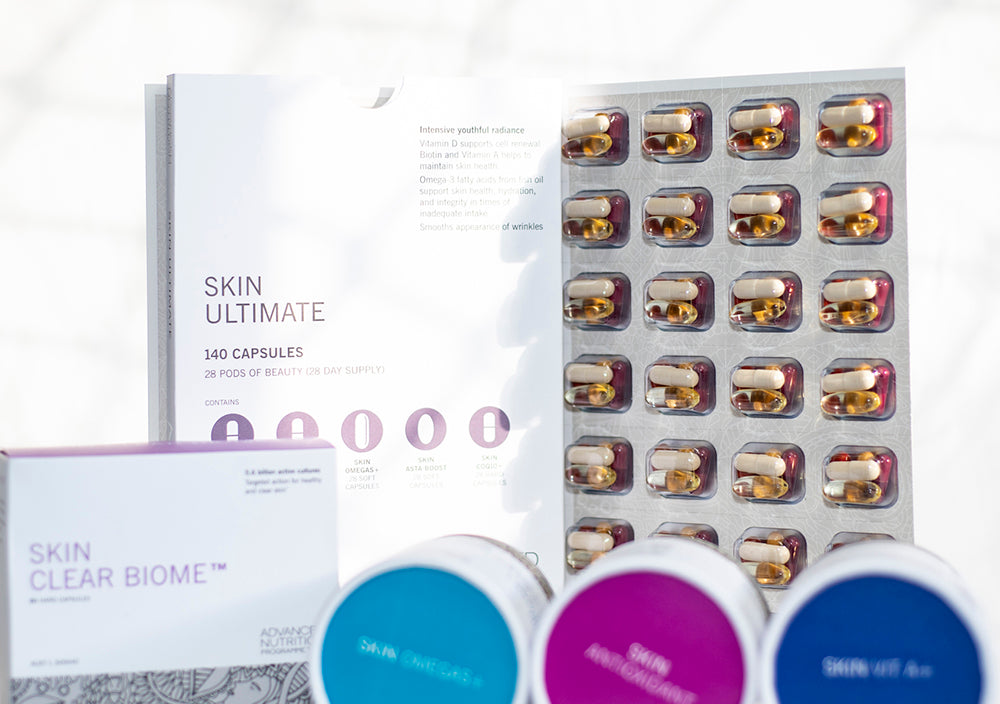 Skin Ultimate: All-in-one skincare supplements
