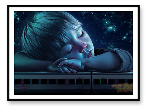 Night Train - poster