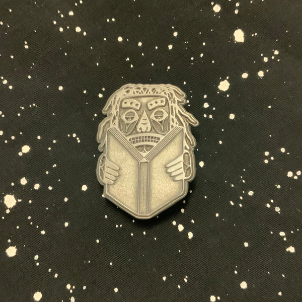 "Indigeneity in Comics 1.5"" Pewter Pin"
