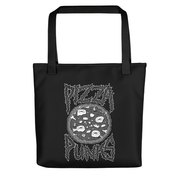 Pizza Punks Tote bag