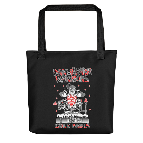 Dakwäkãda Warriors Tote bag