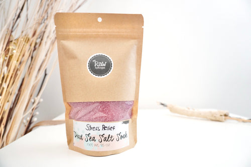 Dead Sea Salt Soak - Raw ByRoque